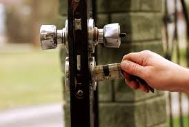 Re-Keying a lock
